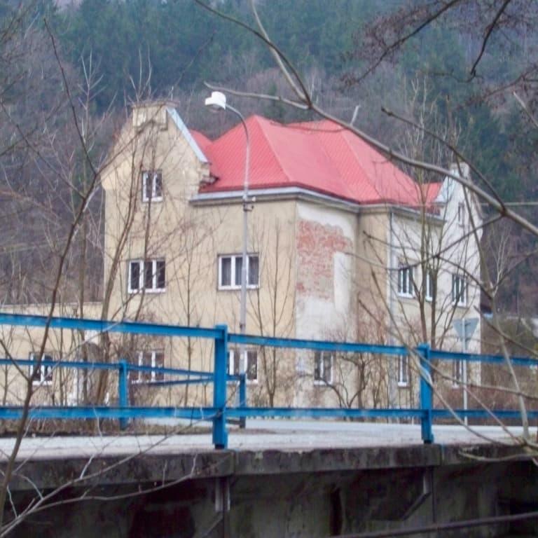 Vila v roce 2014