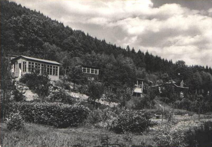 Chatová osada Suchý Žleb (1960)
