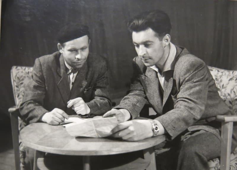 Iljič Simper (vpravo)
