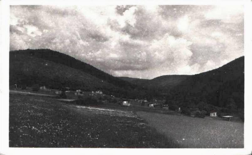 Osada v roce 1949