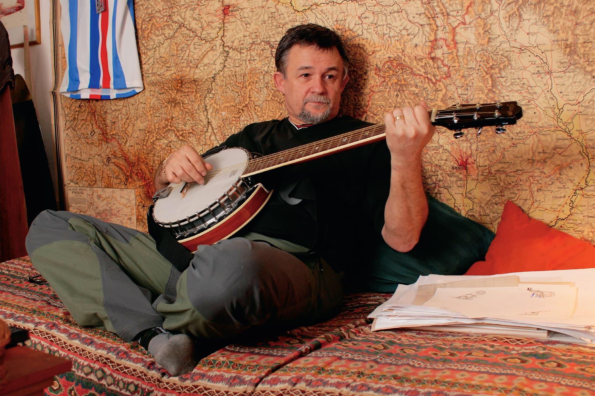 Countryman Svatopluk Zatloukal