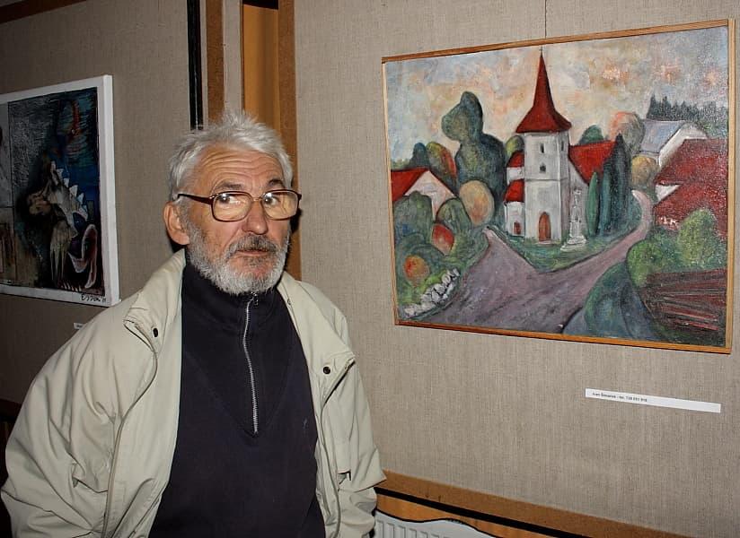 Ivan Šimáček – Výstava pro nezaujaté oči v Mariánském Údolí
